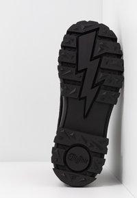 Buffalo - ASPHA MID - High-top trainers - black - 6