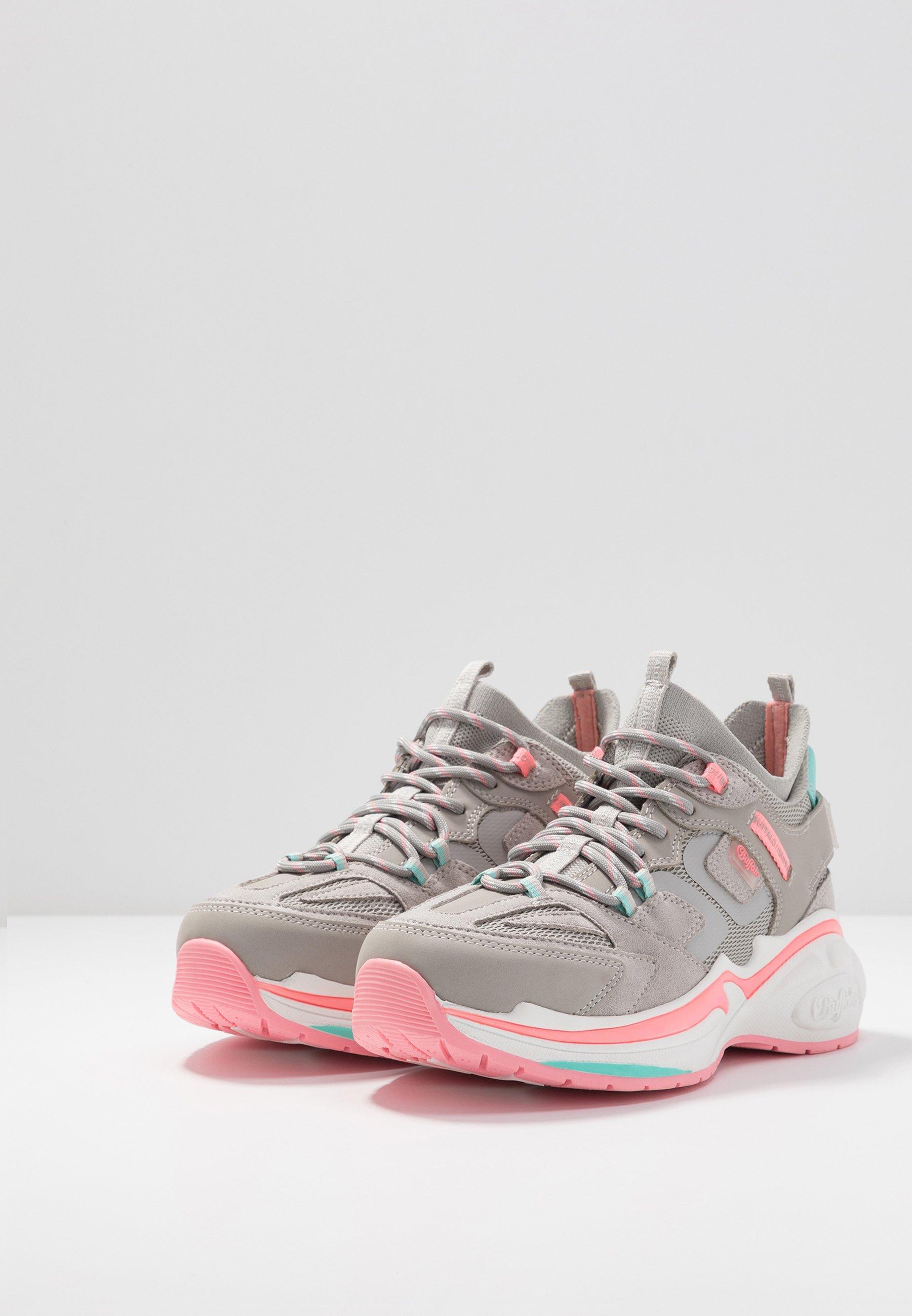 Buffalo Sneakersy wysokie - grey