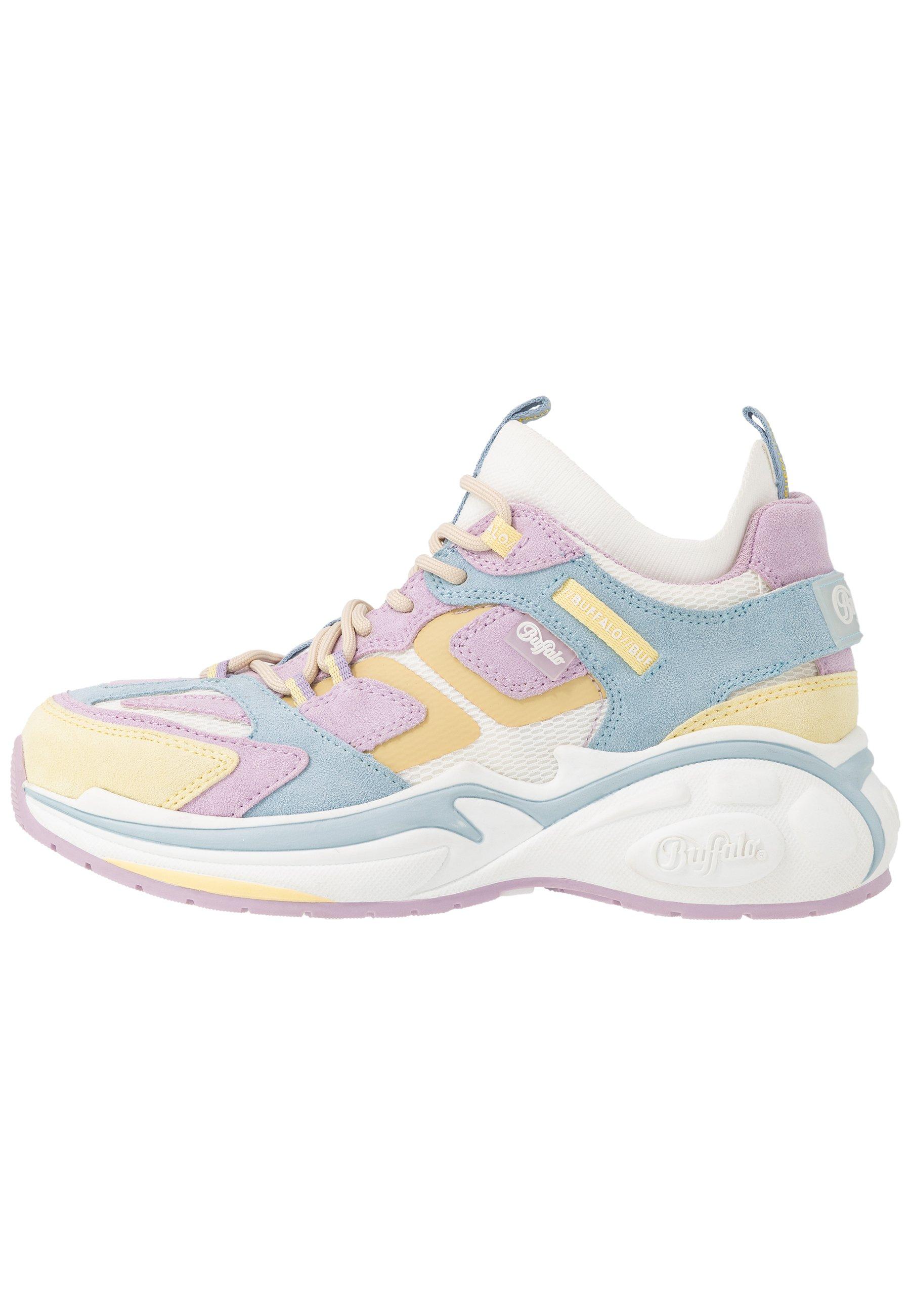 Höga sneakers crazy multicolor