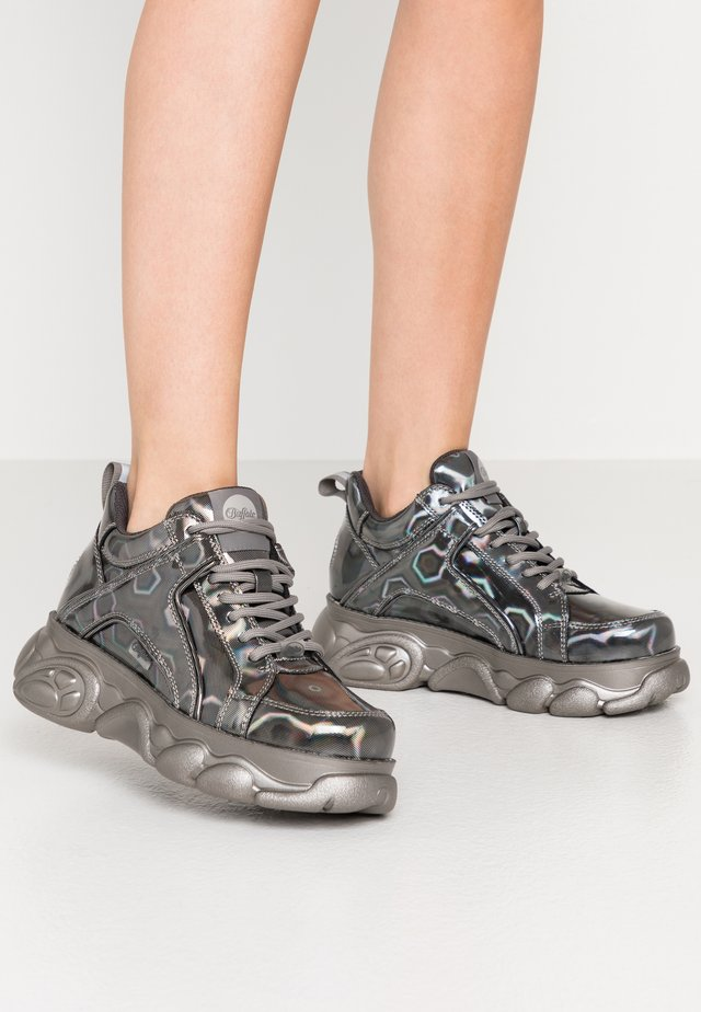 CORIN - Sneakers laag - disco pewter