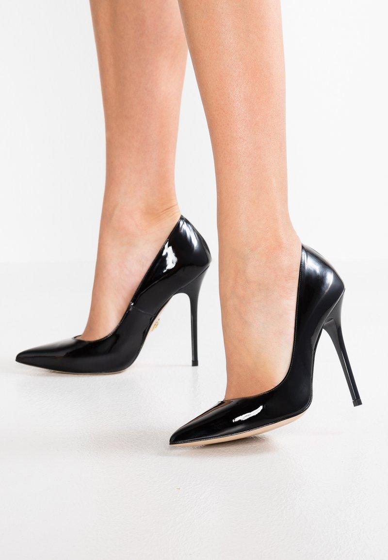 Buffalo - High heels - black