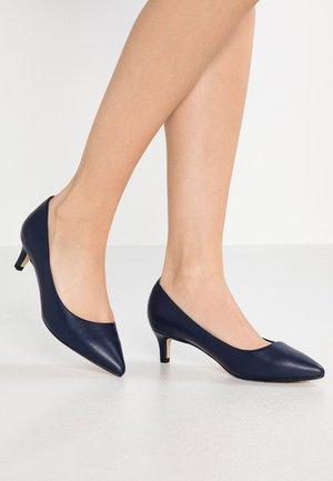 ARIELLE - Classic heels - navy