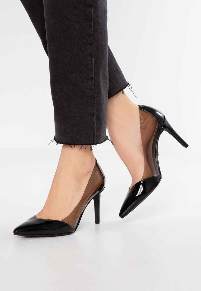 Buffalo - ALBA - Zapatos altos - black