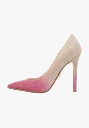 AMICA - Klassiska pumps - pink/nude