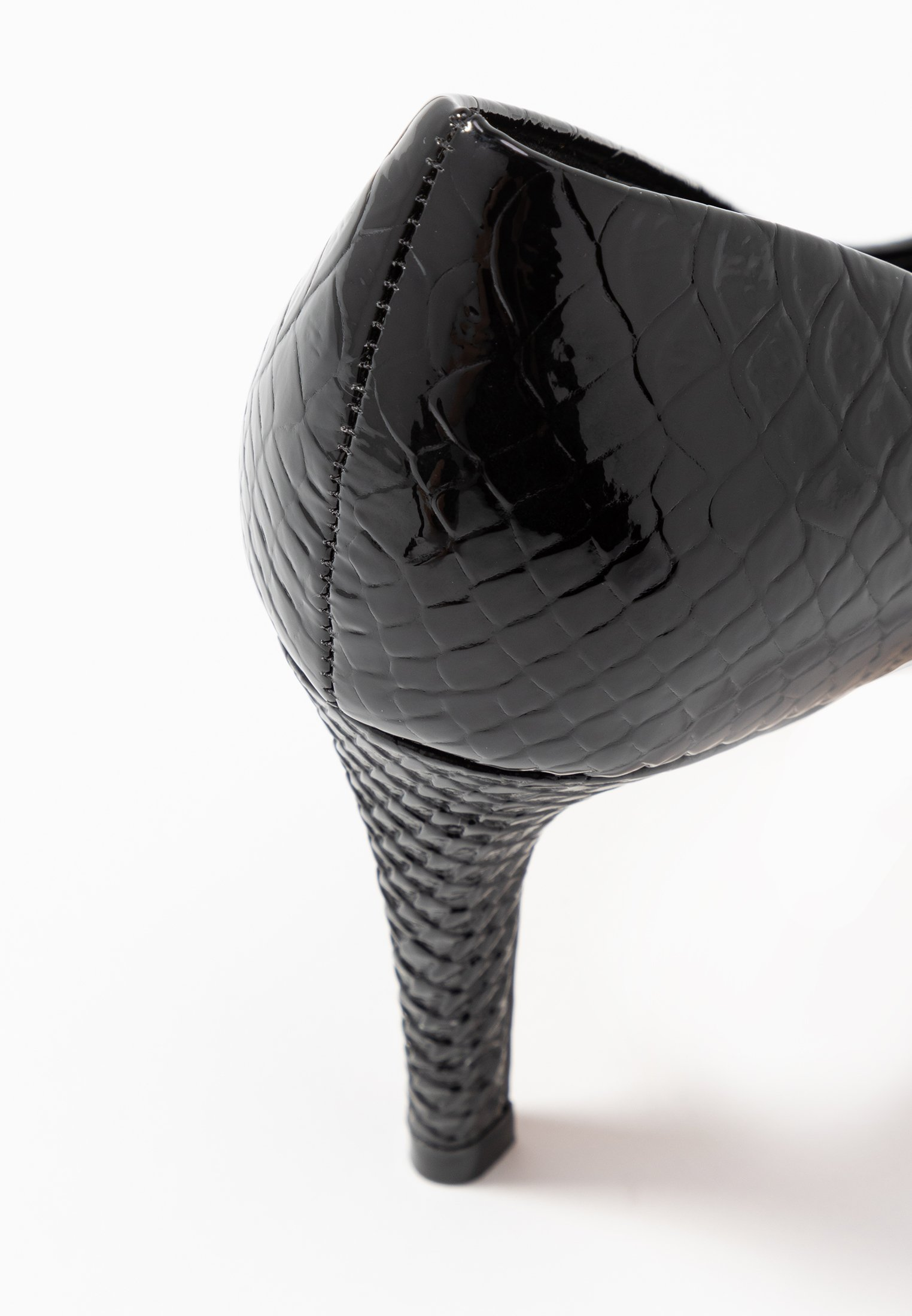 Buffalo Fanny - Decolleté Black XRe0k