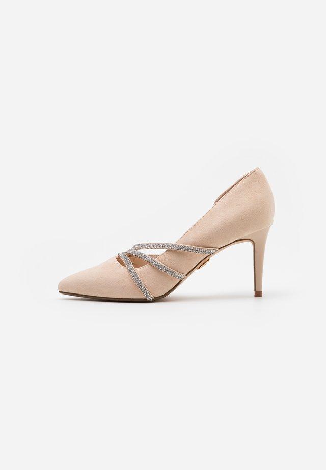 MAGNA - High Heel Pumps - nude