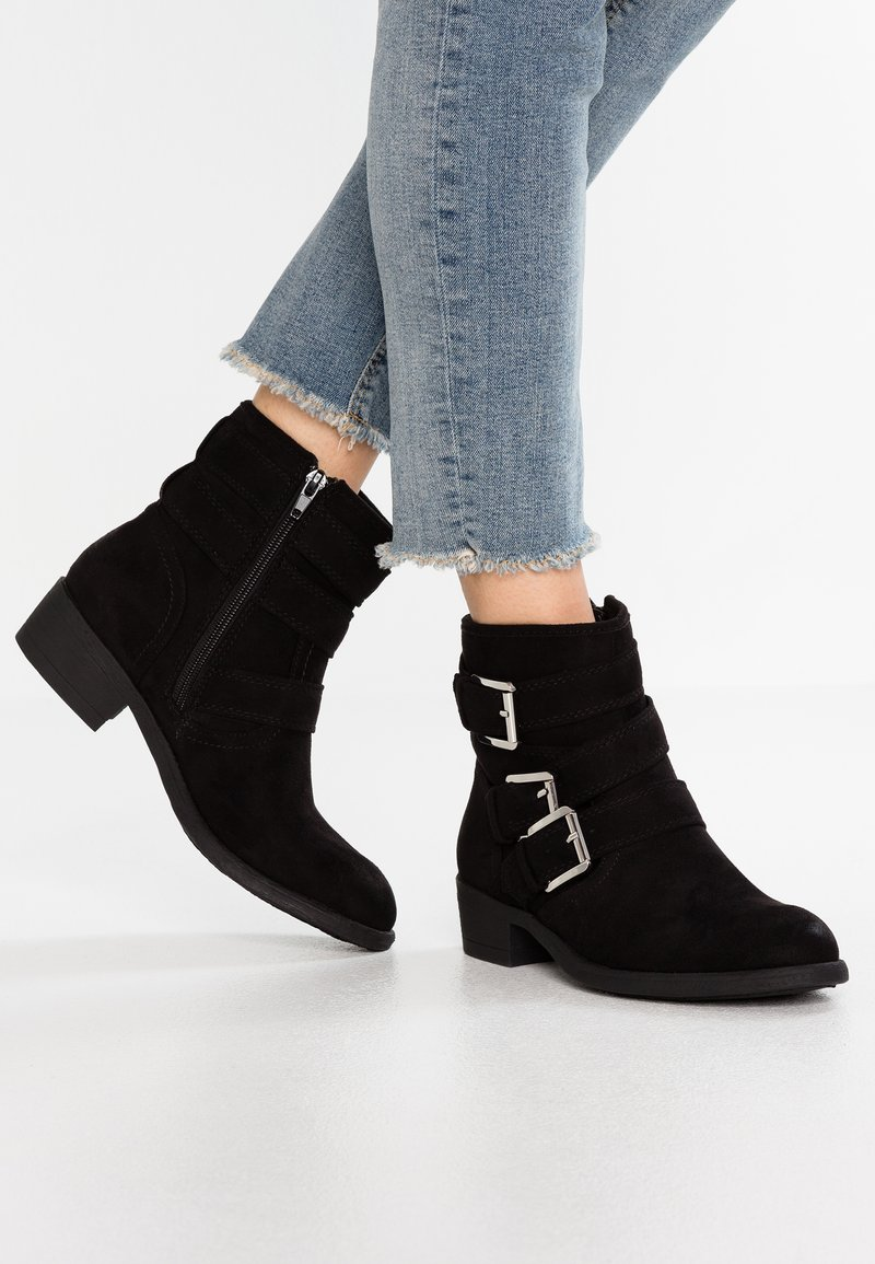 Buffalo - AMIRA - Kotníkové boty - black