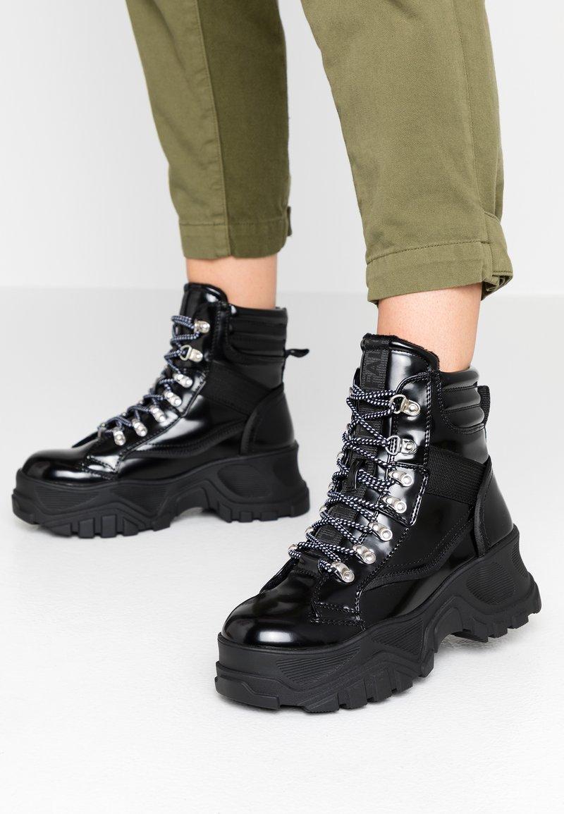 Buffalo - FENDO - Ankle Boot - black