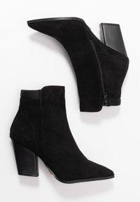 Buffalo - JIL - Kotníková obuv - black - 3