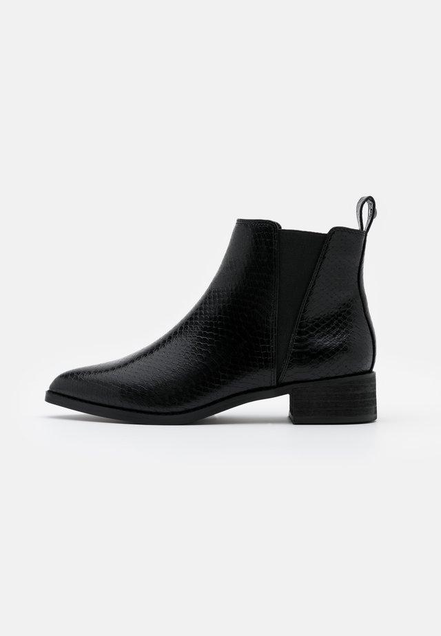 MARET - Ankelstøvler - black
