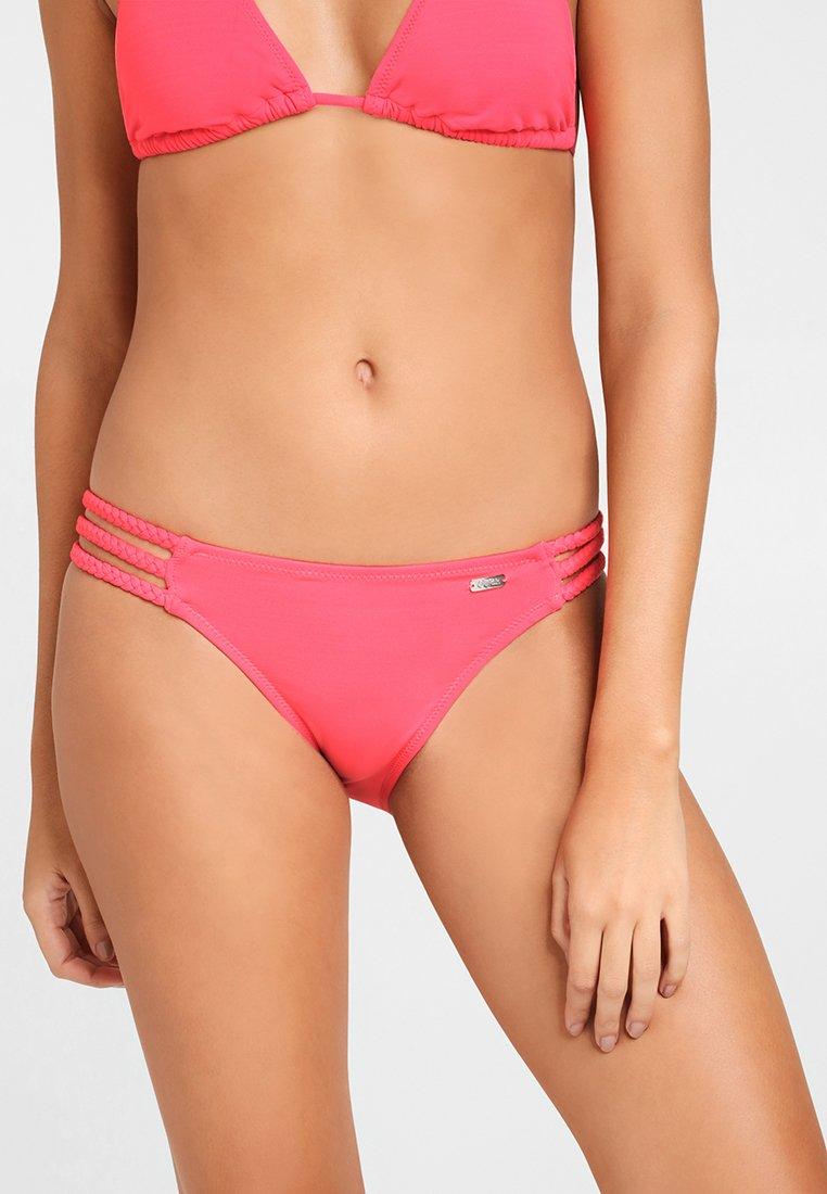 Buffalo - PANT STRAPS FRANCE BUFFA - Bikini bottoms - rose