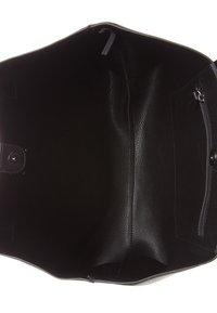 Buffalo - Bolso shopping - black - 4