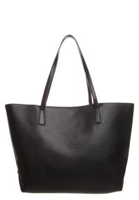 Buffalo - Bolso shopping - black - 2