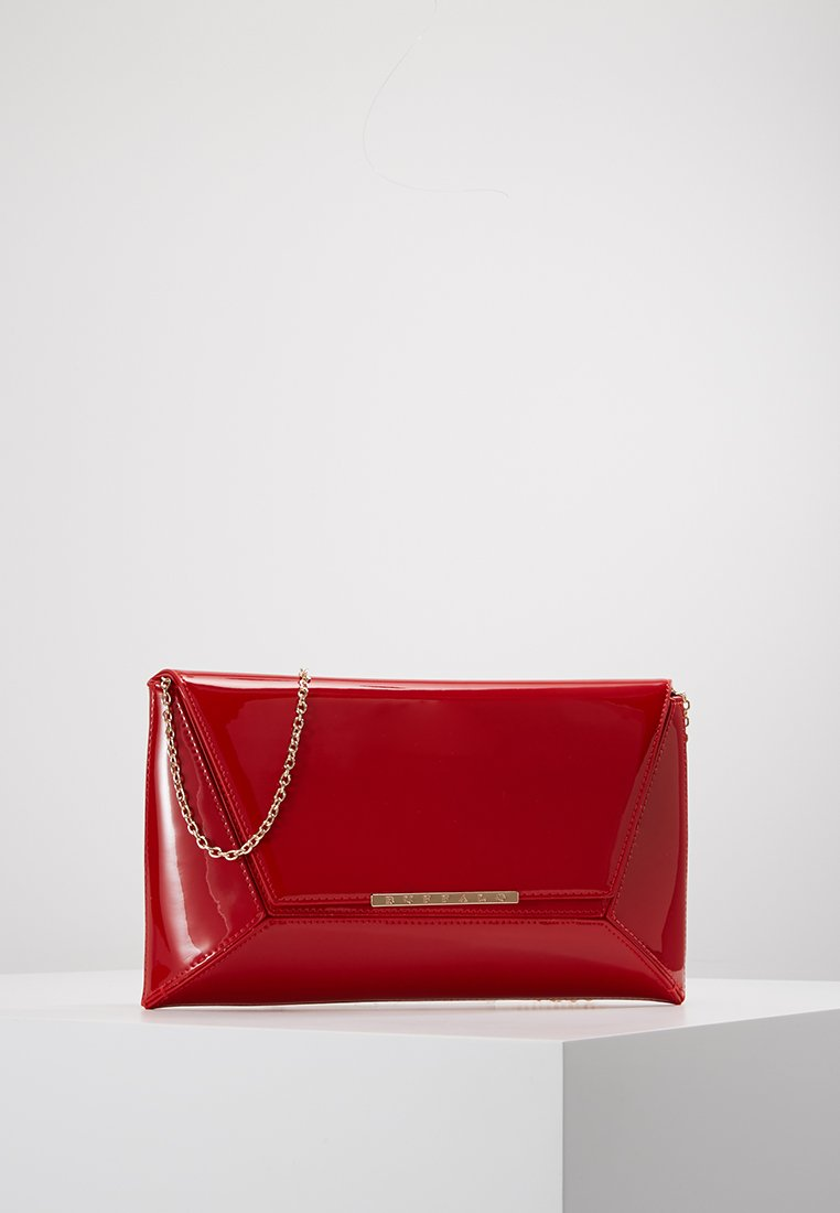 Buffalo - BAG - Clutch - patent red