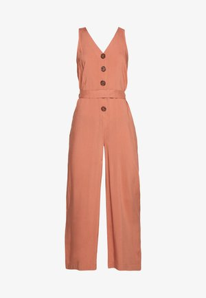 OVERALL THE BUTTON - Strandaccessoire - rose