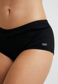 Buffalo - HOT PANT - Bikinibroekje - black - 4