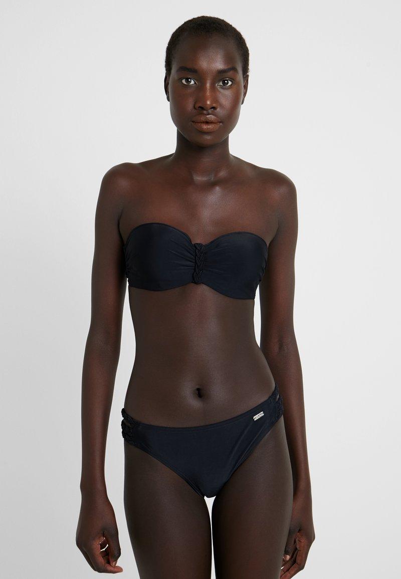 Buffalo - WIRE BANDEAU - Bikini - black