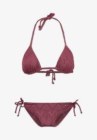 Buffalo - Bikini - wine red - 4