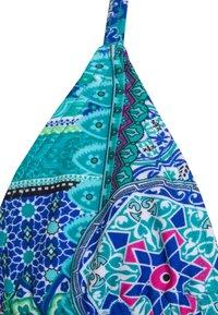 Buffalo - TRIANGEL - Bikiny - turquoise - 2