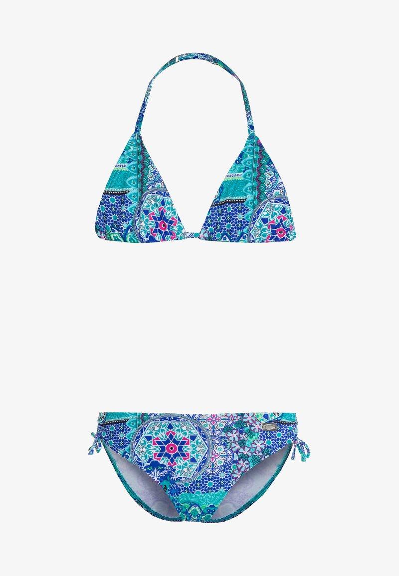 Buffalo - TRIANGEL - Bikini - turquoise