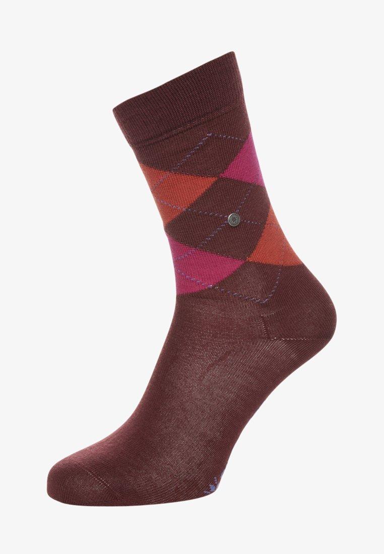 Burlington - MARYLEBONE - Socken - chestnut