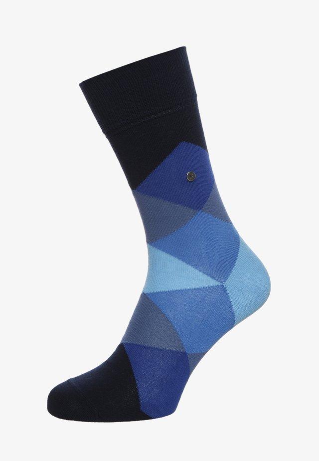 CLYDE - Socken - marine