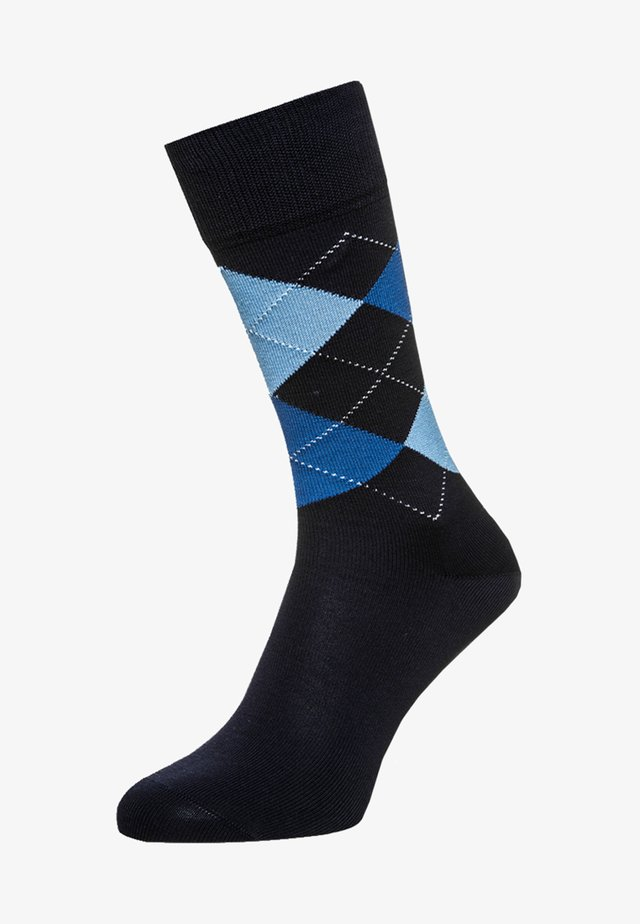 MANCHESTER - Socks - marine