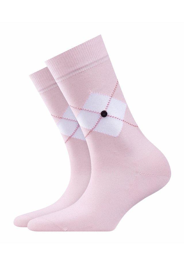 ARGYLE  - Socks - blossom (8440)