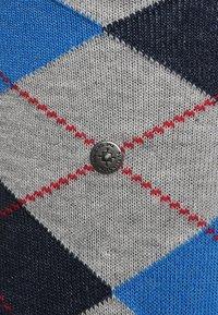 Burlington - 2 PACK - Socks - light grey - 2