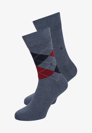 2 PACK - Socks - light denim