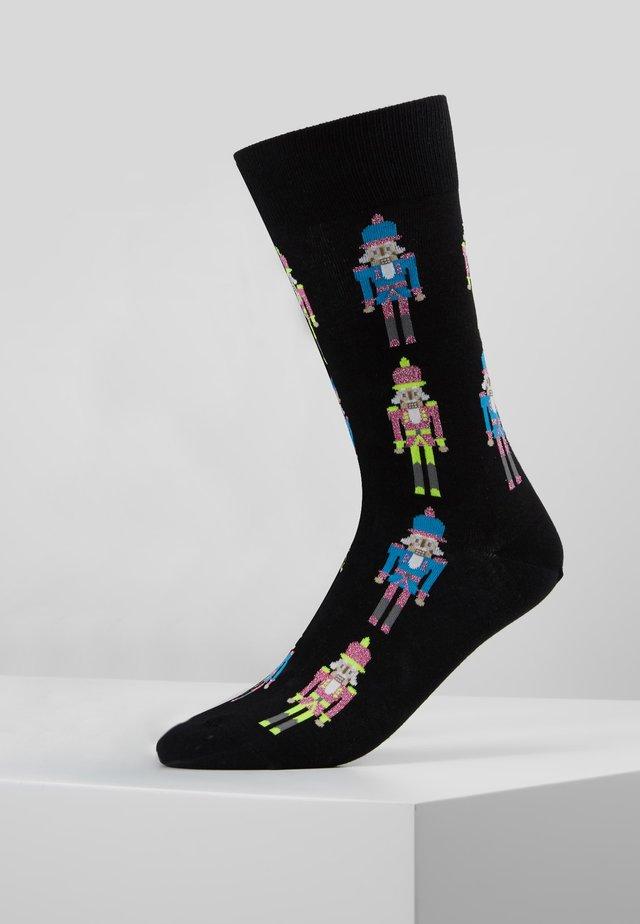 NUTCRACKER  - Ponožky - black