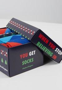 Burlington - CHRISTMAS GIFTBOX 3PACK - Socks - multi-coloured - 2