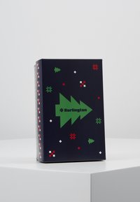 Burlington - CHRISTMAS GIFTBOX 3PACK - Socks - multi-coloured - 3
