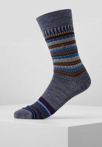 Burlington - THE X-FAI ISLES PACK - Socks - cactus - 0