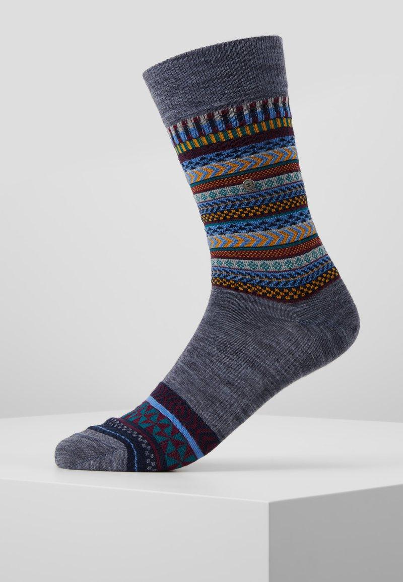 Burlington - THE X-FAI ISLES PACK - Socks - cactus