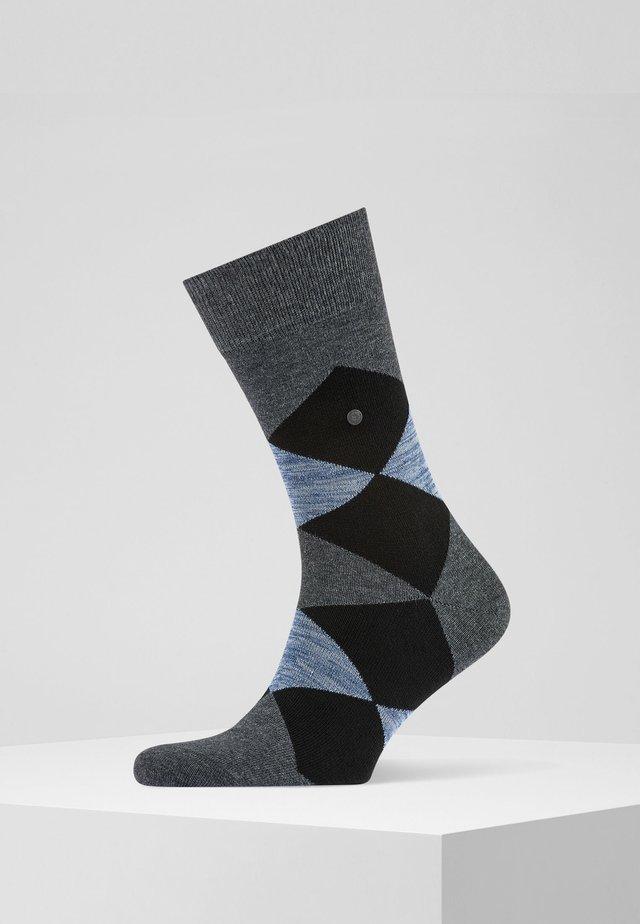 CLYDE - Socks - light greymel. (3390)
