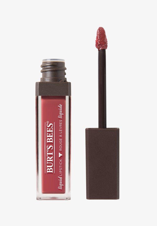 LIQUID LIP STICK - Liquid lipstick - flushed petal