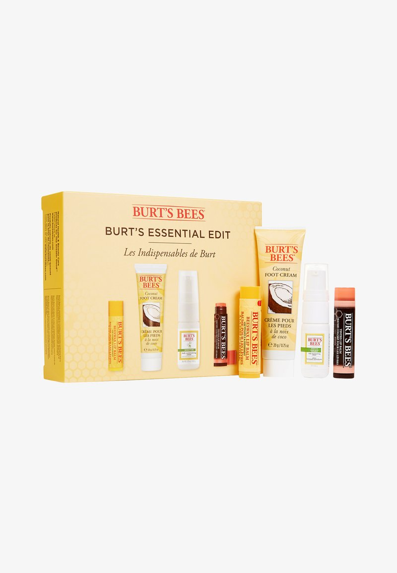 Burt's Bees - ESSENTIAL EDIT KIT - Hudplejesæt - -