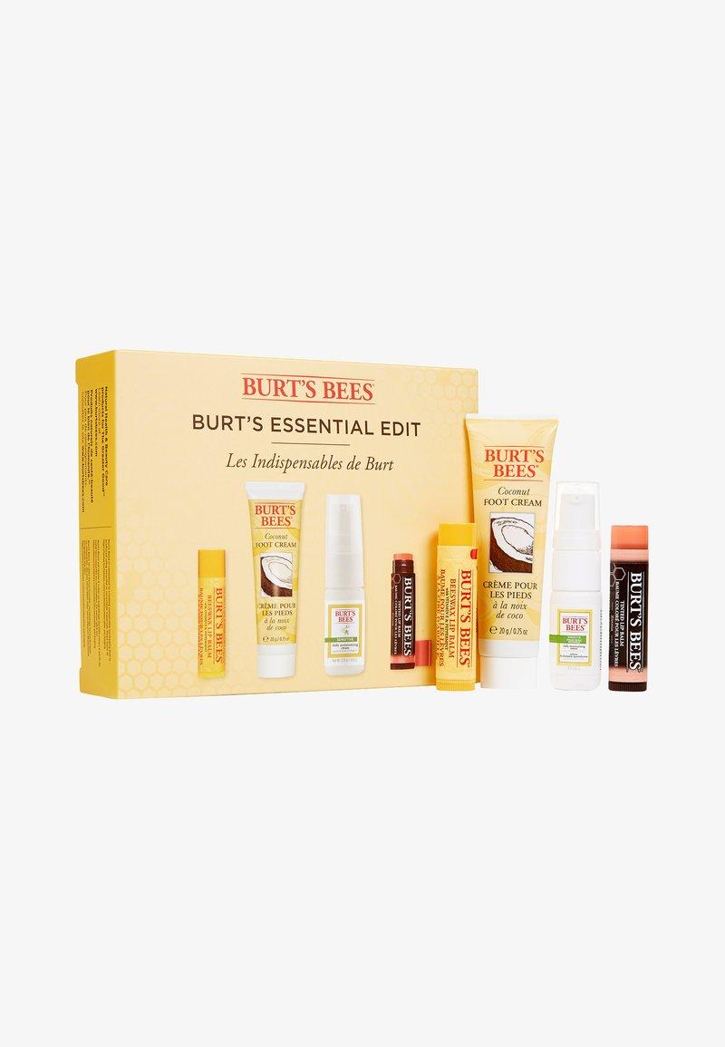 Burt's Bees - ESSENTIAL EDIT KIT - Huidverzorgingsset - -