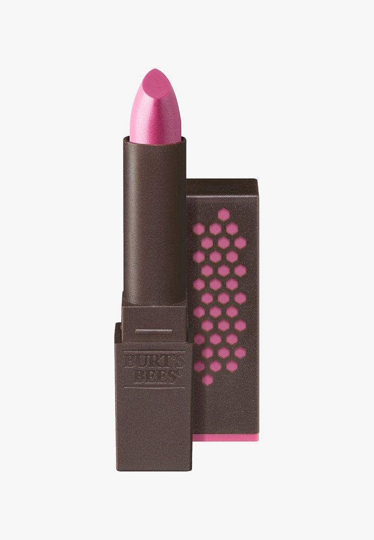 Burt's Bees - GLOSSY LIPSTICKS - Lippenstift - pink pool 517