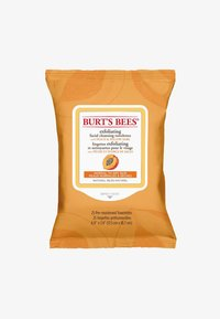 Burt's Bees - FACIAL CLEANSING TOWELETTES 25 PACK - Cleanser - peach & willobark - 0