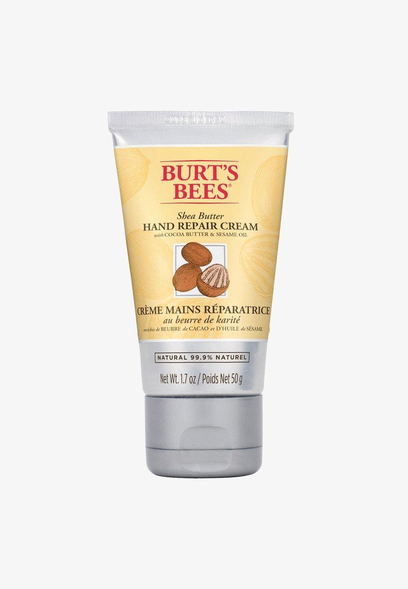 Burt's Bees - SHEA BUTTER HAND REPAIR CREAM 50G - Handkräm - -