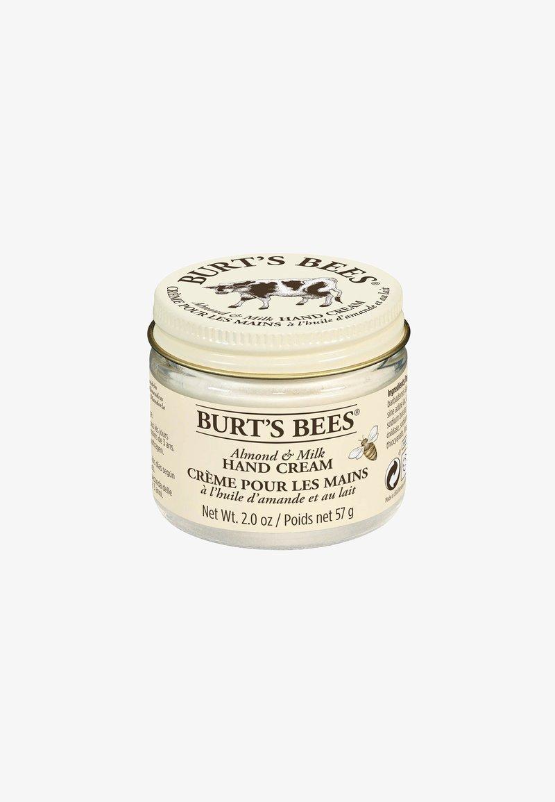 Burt's Bees - BEESWAX HAND CREAM 57G - Handkräm - almond milk