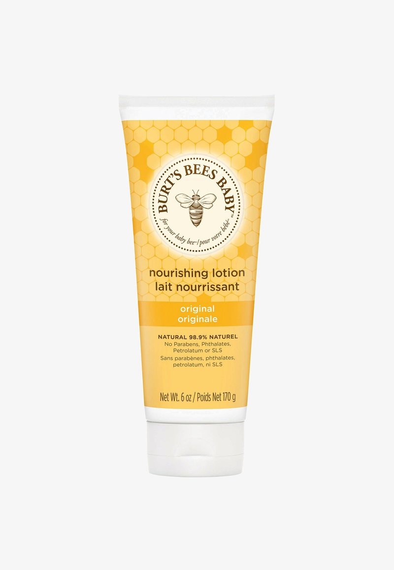 Burt's Bees - NOURISHING BODYLOTION - ORIGINAL 170ML - Hydratant - -