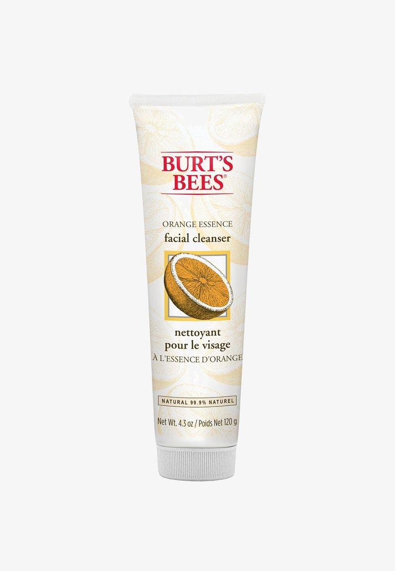 Burt's Bees - FACIAL CLEANSER 120g - Detergente - orange essence