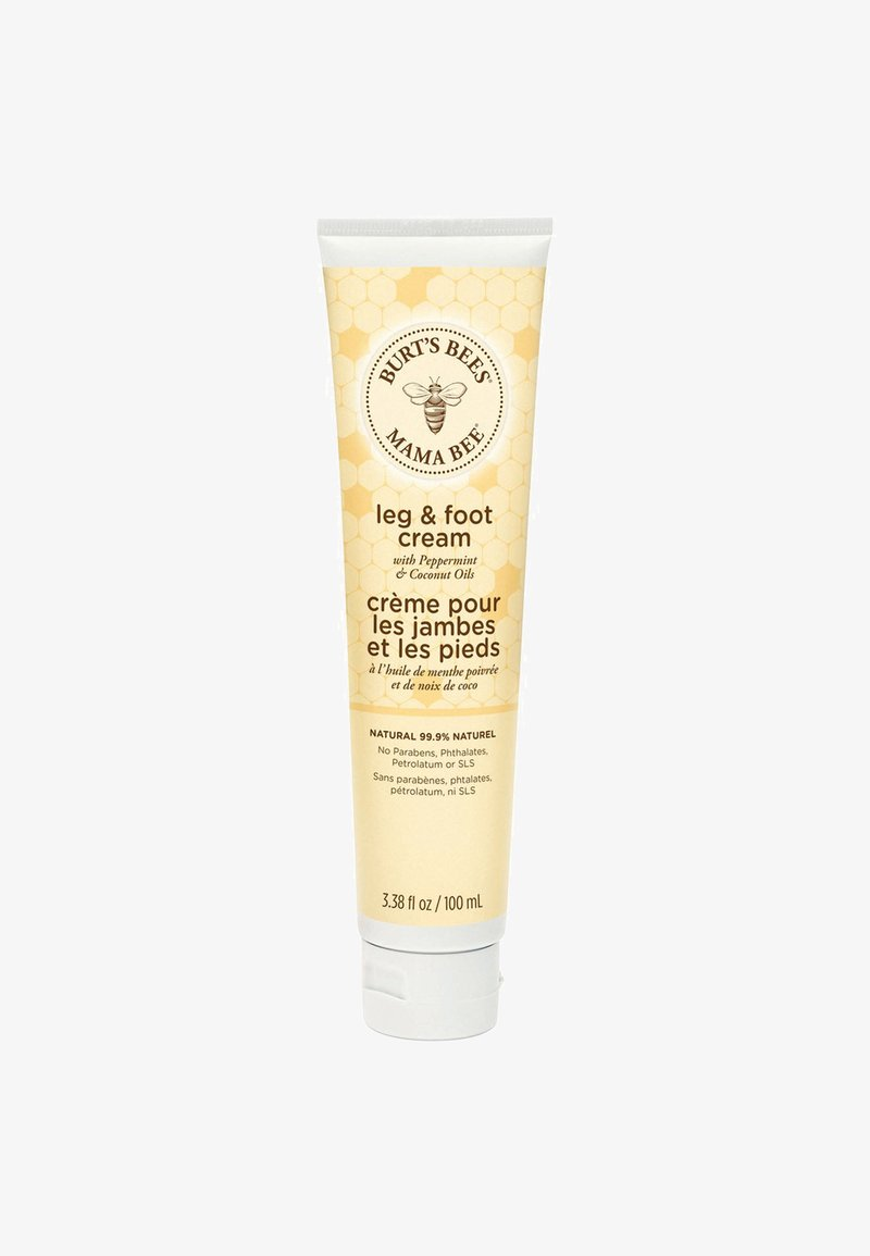 Burt's Bees - MAMA BEE LEG & FOOT CREAM 100ML - Voetcrème - -