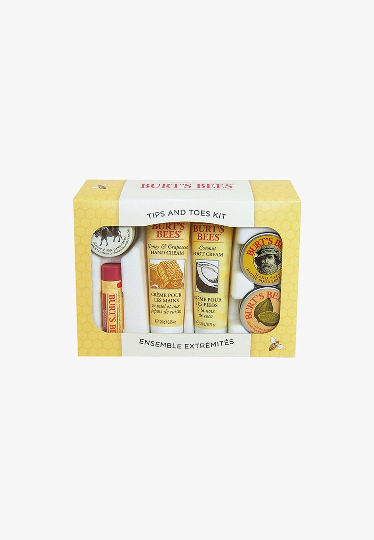 Burt's Bees - TIPS & TOES KIT - Kroppsvård - set - -