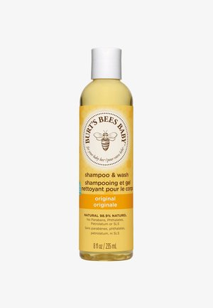 BABY SHAMPOO & WASH - ORIGINAL 235ML - Shower gel - -