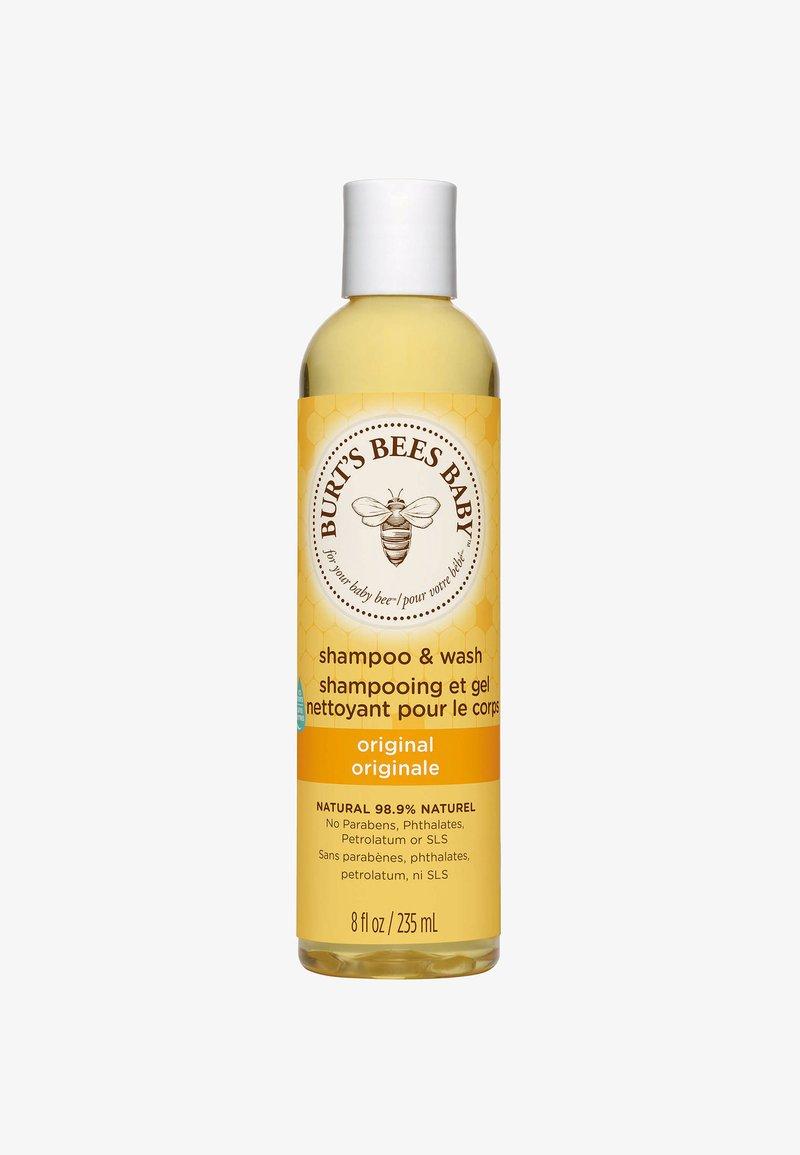 Burt's Bees - BABY SHAMPOO & WASH - ORIGINAL 235ML - Gel douche - -