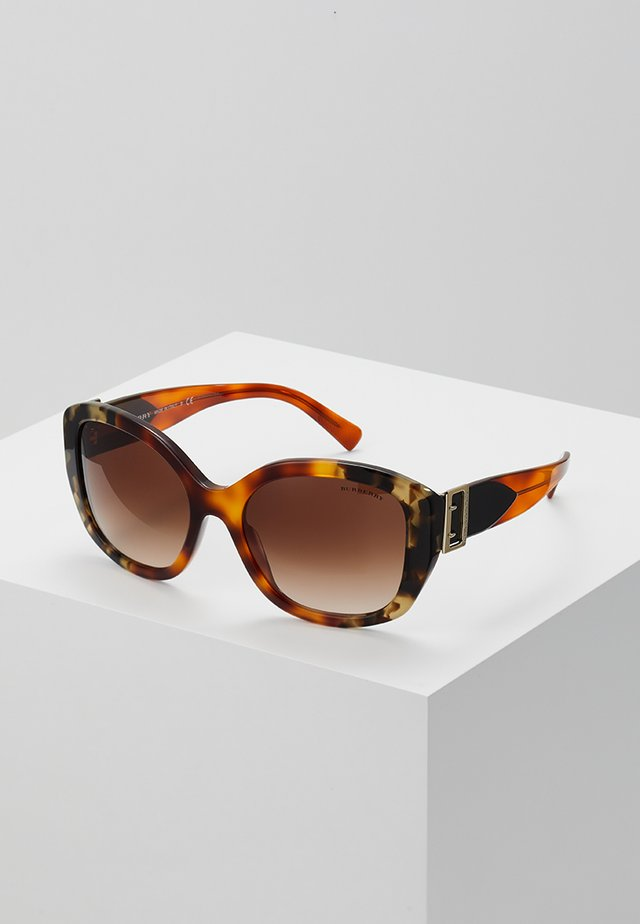 Sonnenbrille - havana grey/brown/grey